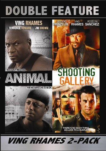Animal Shooting Gallery Double Feature