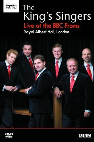 King's Singers Live At The Bbc Proms Ntsc (0)