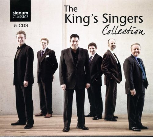 King's Singers King's Singers Collection 5 CD