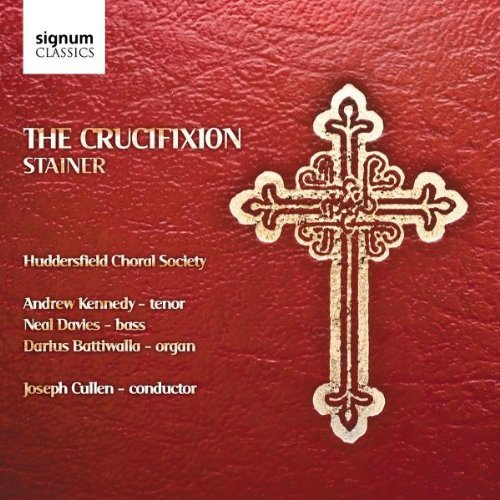 J. Stainer Crucifixion Meditation Onthe S Kennedy Davies Taylor