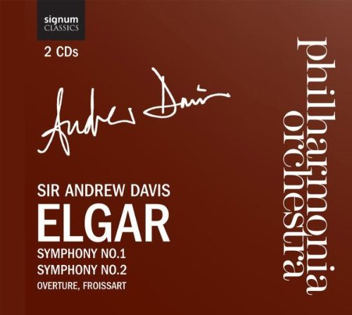 E. Elgar Symphony No. 1 In A Flat Major Davis Philharmonia Orchestra