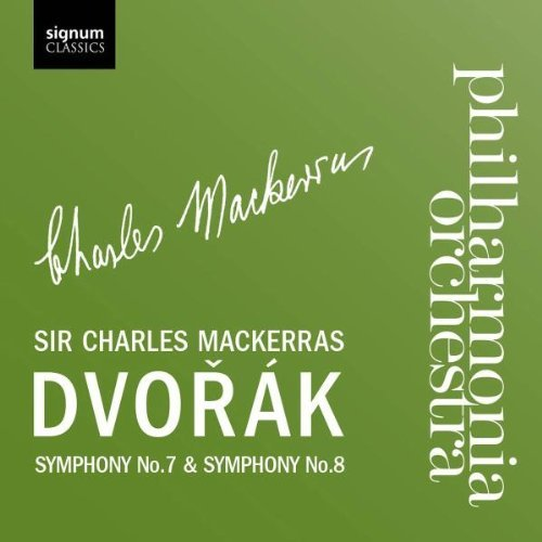 Antonin Dvorák Symphony No. 7 In D Minor Op. Mackerras Philharmonia Orch.