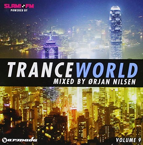 Orjan Nilsen Vol. 9 Trance World Import Eu 2 CD