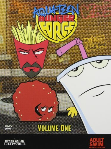 Aqua Teen Hunger Force Aqua Teen Hunger Force Vol. 1 Vol. 1 7 Nr 14 DVD