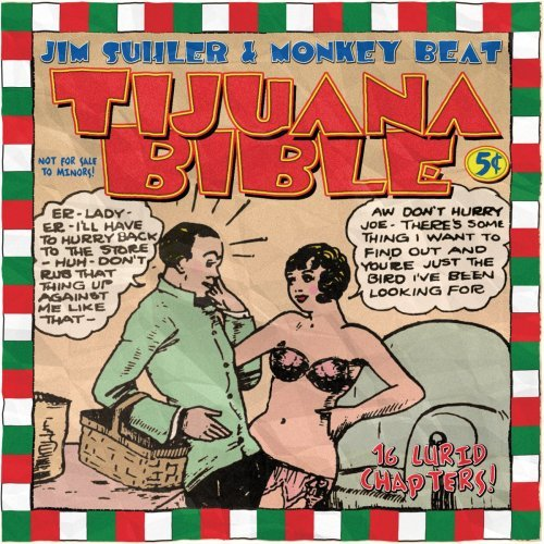 Jim & Monkey Beat Suhler Tijuana Bible
