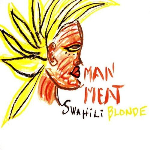 Swahili Blonde Man Meat