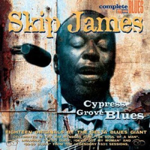 Skip James Cypress Grove Blues Digipak