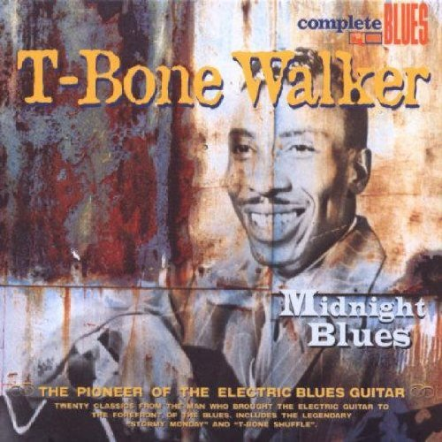 T Bone Walker Midnight Blues Digipak