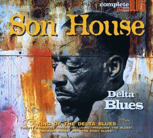 Son House Death Letter Blues Digipak