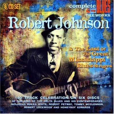 Johnson Robert Last Of The Great Mississippi Import Gbr 6 CD