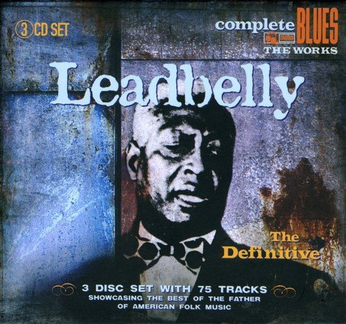 Leadbelly Definitive 3 CD