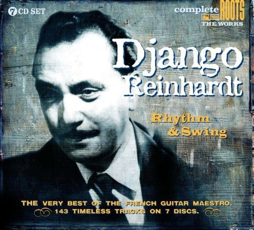 Django Reinhardt Rhythm & Swing 7 CD