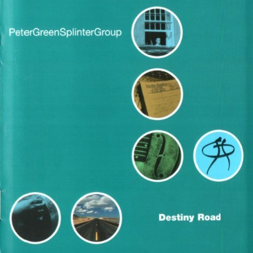 Peter Green Splinter Group Destiny Road Import Gbr