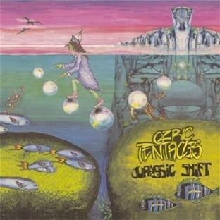 Ozric Tentacles Jurassic Shift Incl. Bonus DVD