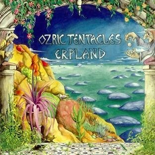 Ozric Tentacles Erpland Incl. DVD