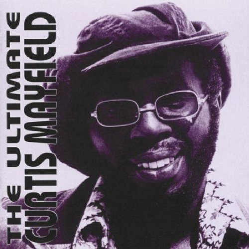 Curtis Mayfield Ultimate Import Gbr 2 CD Set