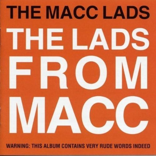 Macc Lads Lads From Macc Import Gbr 2 CD Set