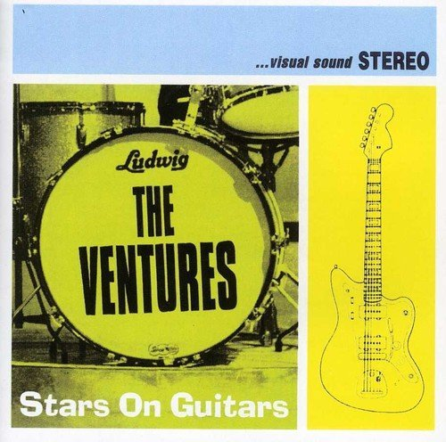 Ventures Stars On Guitars 2 CD