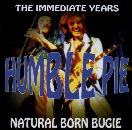 Humble Pie Natural Born Bugie 2 CD