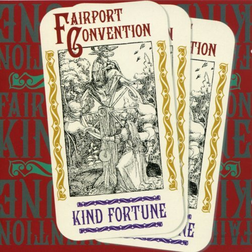 Fairport Convention Kind Fortune 2 CD Set