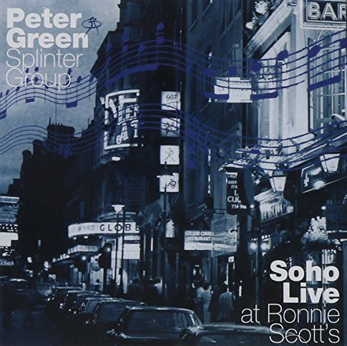 Peter Green Soho Live At Ronnie Scott's 2 CD