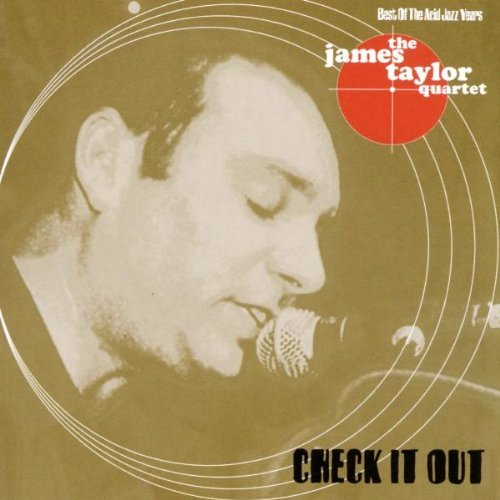 James Quartet Taylor Check It Out 2 CD Set