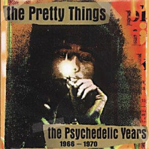 Pretty Things Psychedelic Years 2 CD