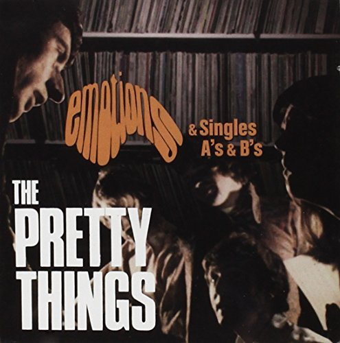 Pretty Things Emotions & Singles A's & B's 2 CD