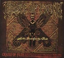 Cradle Of Filth Live Bait For The Dead Import Gbr