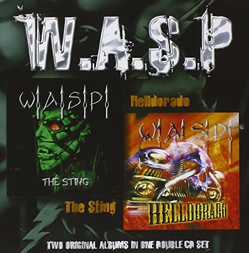 W.A.S.P. Sting Helldorado 2 CD