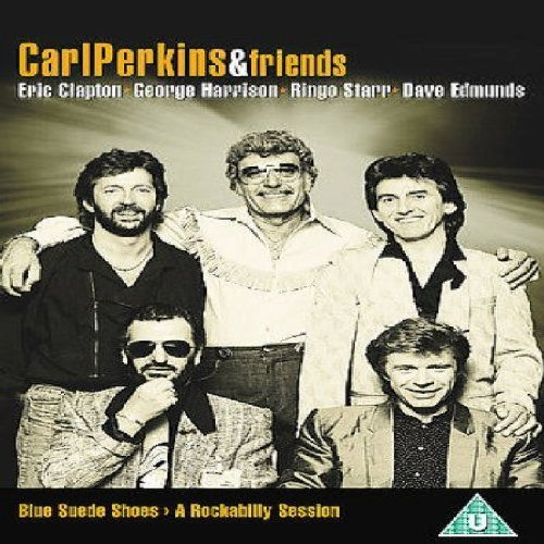 Carl & Friends Perkins Blue Suede Shoes