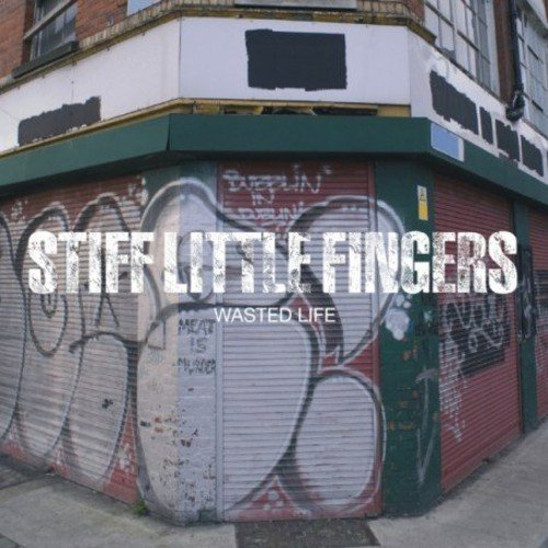 Stiff Little Fingers Wasted Life 2 CD Set