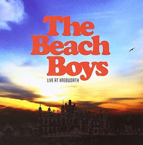 Beach Boys Live At Knebworth 2 CD Set