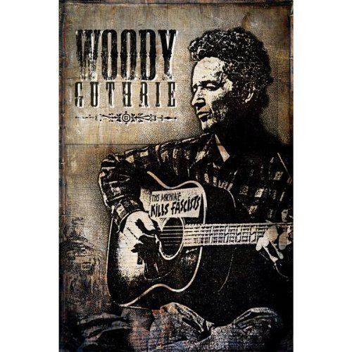 Woody Guthrie This Machine Kills Fascists Import Gbr