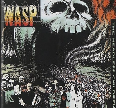 W.A.S.P. Headless Children 2 CD