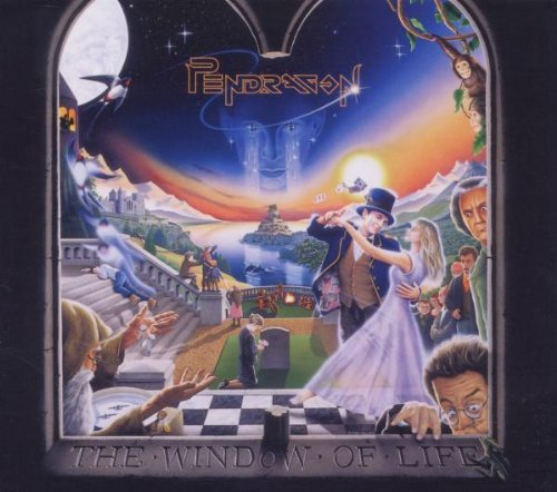 Pendragon Window Of Life