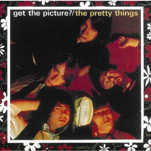 Pretty Things Get The Picture Import Gbr Digipak