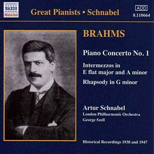 Schnabel Piano Concerto No. 1 Import Eu
