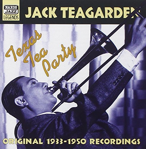 Jack Teagarden Texas Tea Party Import Eu