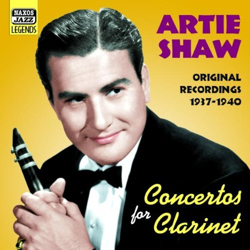 Artie Shaw Concertos For Clarinet Import Eu