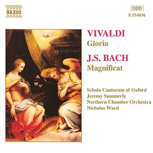 Vivaldi Bach Gloria Magnificat Summerly & Ward Various
