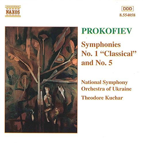 S. Prokofiev Sym 1 5 Kuchar Natl So Ukraine
