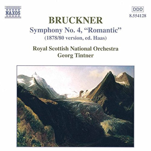 A. Bruckner Sym 4 (1878 80 Version) Tintner Royal Scottish Natl Or