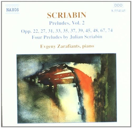 A. Scriabin Preludes Vol. 2