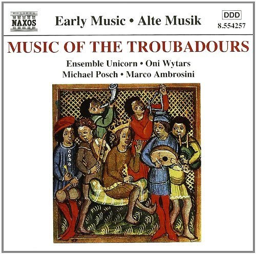 Music Of The Troubadours Music Of The Troubadours Ens Unicorn