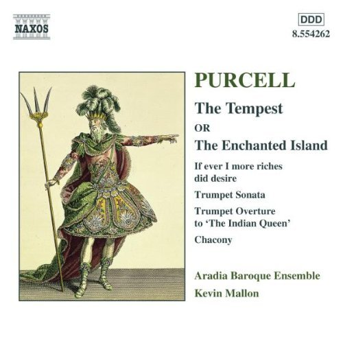 H. Purcell Tempest Mallon Aradia Baroque Ens