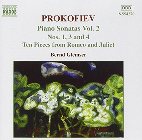 S. Prokofiev Son Pno 1 3 4 Pieces From Rome Glemser*bernd (pno)