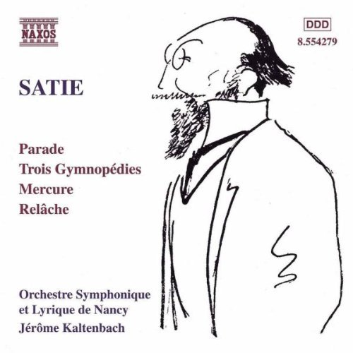 E. Satie Gymnopedies N0s. 1 3 Kaltenbach Orch Sym & Lyrique