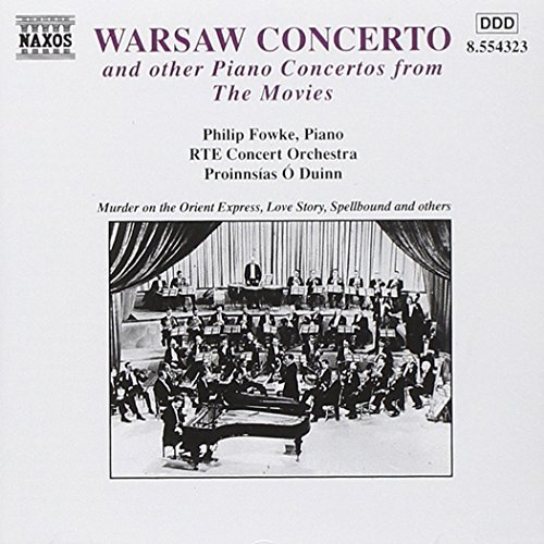 Piano Concertos From The Movie Piano Concertos From The Movie Various