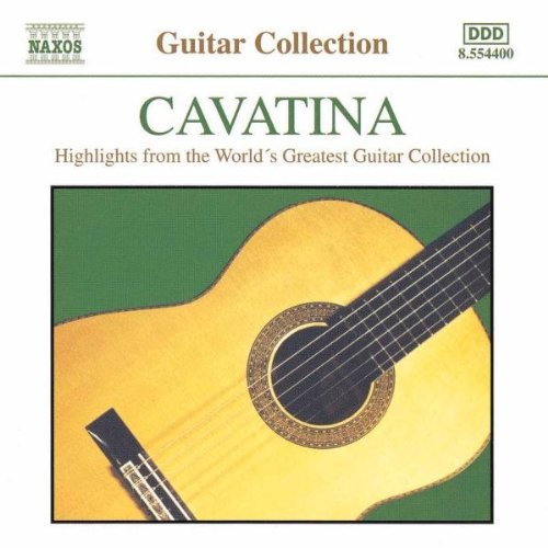 Cavatina Highlights From The G Guitar Sampler (cavatina) Various Various